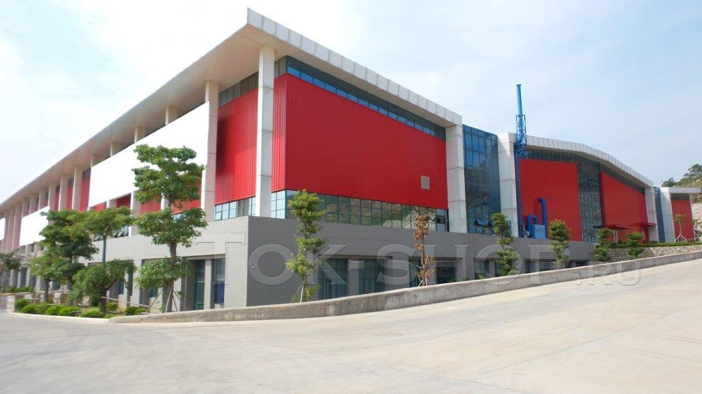 Завод по изготовлению АКБ Delta