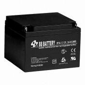 BB Battery BP26-12