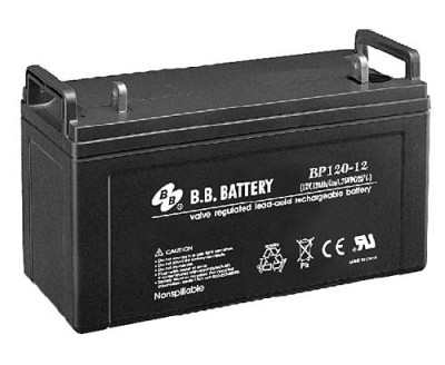 BB Battery BP120-12