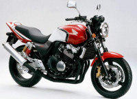CB 400 Super Four