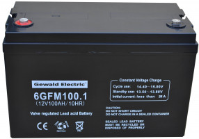 Gewald Electric 6GFM100