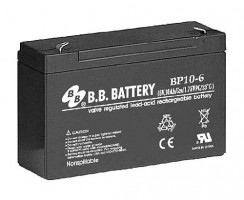 BB Battery BP10-6