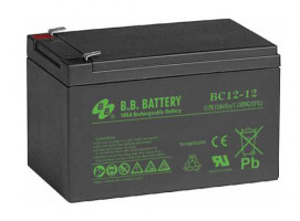 BB Battery BC 12-12
