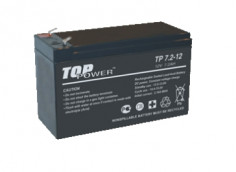 TOP POWER TP 7,2-12