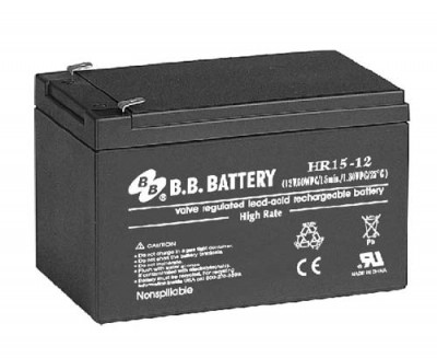 BB Battery HR15-12