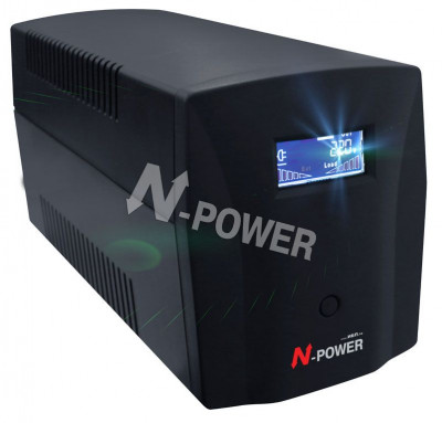 ИБП N-Power GM-400 LCD