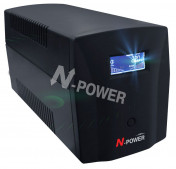 ИБП N-Power GM-600 LCD