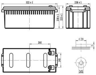 Delta DTM 12200L - размеры