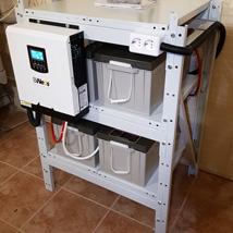 Компактная система на дренаж и отопление