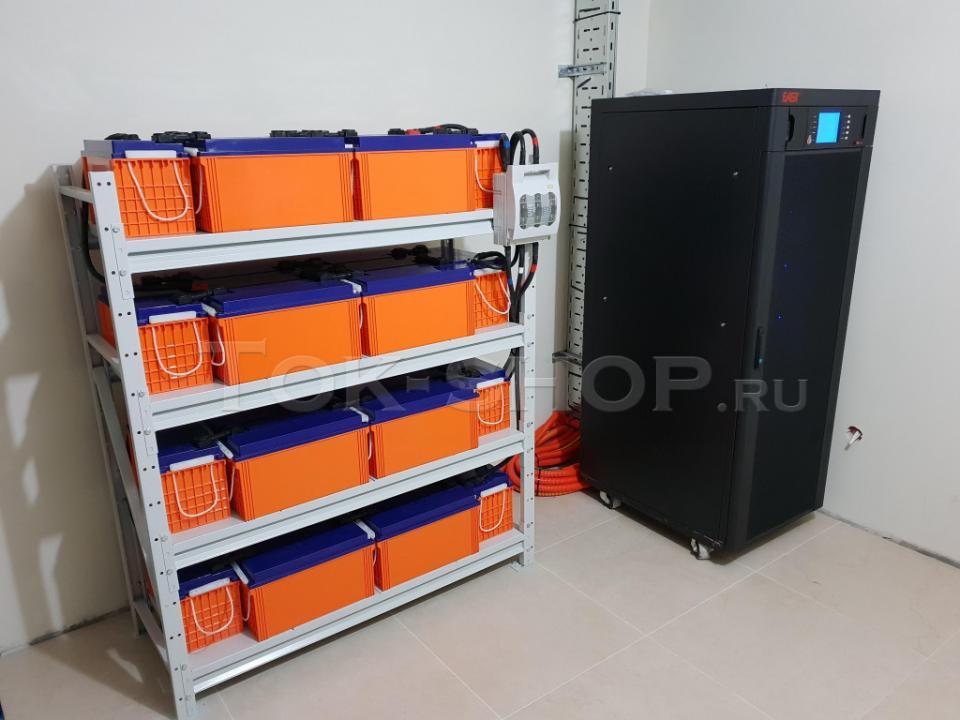 UPS с аккумуляторами