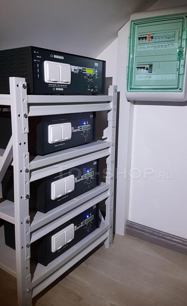Инвертор и стабилизаторы одной марки МАП