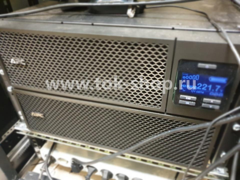 ИБП APC Smart-UPS SRT 5000 ВА On-line типа с внешним батарейным банком