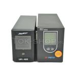 Сравнительный обзор ИБП Энергия ПН-500 и ИБП Rucelf UPI-400-12