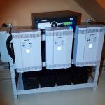 Стабилизаторы для дома на три фазы и инвертор