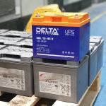 Замена аккумуляторов в ИБП APC MGE Galaxy 5000