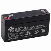BB Battery BP1.2-6