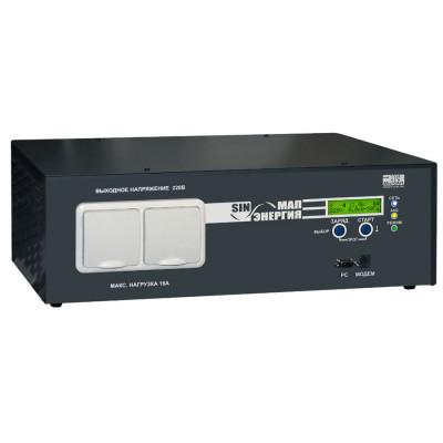 """Инвертор МАП SIN Pro """"Энергия"""" 4.5/24   // Оптовая и розничная продажа инвертеров"""
