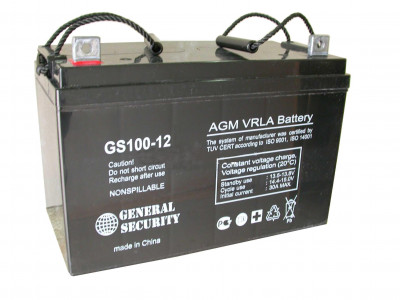 General Security GS 100-12