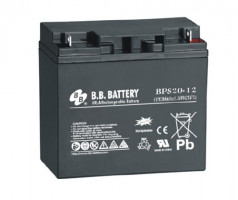 BB Battery BPS20-12