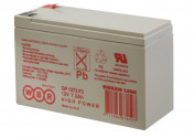 WBR Battery GP 1272 F2