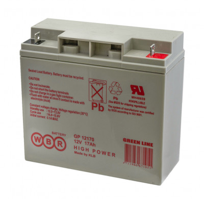 WBR Battery GP 12170