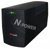 ИБП N-Power GM-600 LED