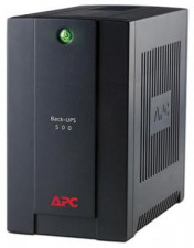 ИБП APC Back-UPS BC500-RS Standby with Schuko