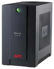 APC Back-UPS BC500-RS Standby with Schuko