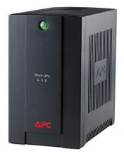 ИБП APC Back-UPS BC650-RS Standby with Schuko